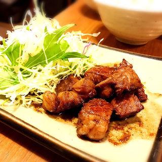 仙台牛バター醤油焼き