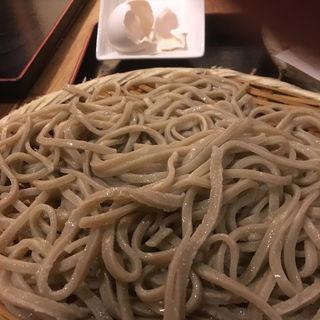 田舎ざる(蕎麦 さだはる 西新橋店 (【旧店名】蕎麦 まえだ))