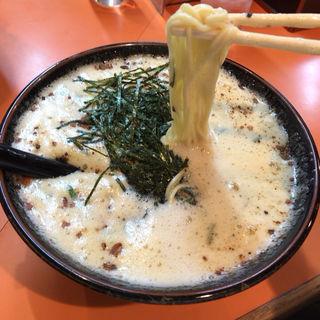 納豆ラーメン(もっこす 栄店 )