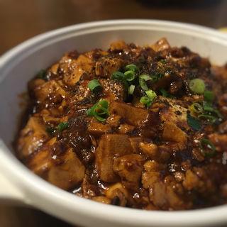 麻婆豆腐(博雅 (ハクガ))