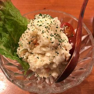 ポテトサラダ(もつ焼き いしん )