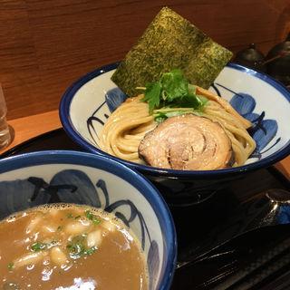 濃厚鶏煮干しつけ麺(つけ麺  よし田)