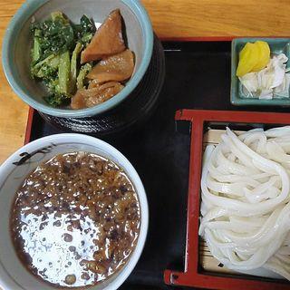 肉汁定食 ごまよごし(小島屋 )