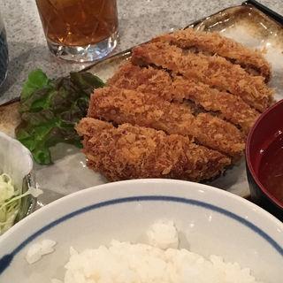 メンチカツ定食(カツレツ ラート 勝どき店 )