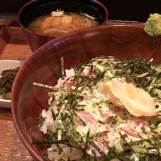 マグロアボガド丼(ととや。 )