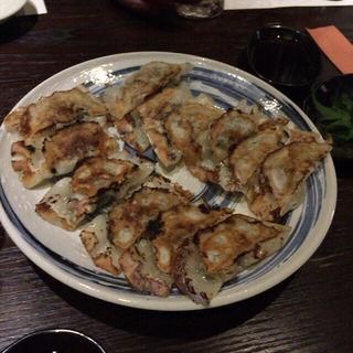 餃子(日本酒ばー このや )