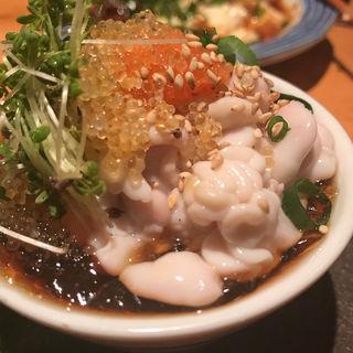 白子ポン酢(おじんじょ)