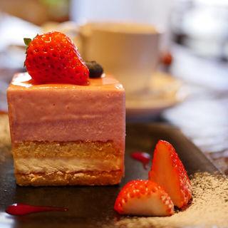 苺のムース(CAFE KICHI (カフェ キチ))