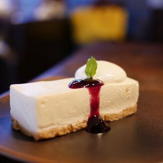レアチーズケーキ(CAFE KICHI (カフェ キチ))