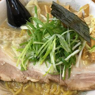 純水味噌ラーメン(ラーメン純水 イオンモール釧路昭和店 )