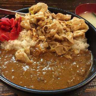 すたみなカレー(伝説のすた丼屋 御徒町店 )
