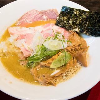 濃厚魚介ラーメン(鶏そば なんきち 東京店 )