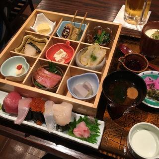 京彩弁当(こぼれ寿司)(くらま 京都アスティロード店 )