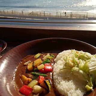 野菜のカレー(珊瑚礁 モアナマカイ店)