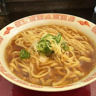 限定 生姜ラーメン(松屋製麺所 )