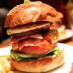 ボリューム満点のハンバーガーを丸かじり!築地周辺の絶品ハンバーガーをご紹介!