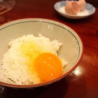 卵かけご飯(アフェット 麻布台 (affetto))
