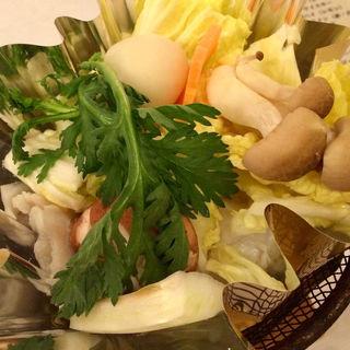 ふくちり鍋(春帆楼 下関本店 (しゅんぱんろう))