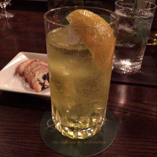 スーズ&トニック(バーセキレイ (Bar Sekirei))
