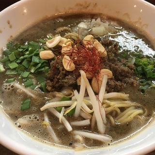 黒胡麻坦々麺(縁乃助商店 )