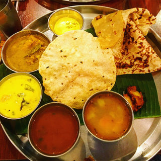 レディース・セット(アーンドラ・キッチン (Andhra Kitchen))