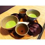 赤福 抹茶セット