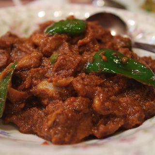 CHICKEN MASALA - チキンマサラ(ナイルレストラン)