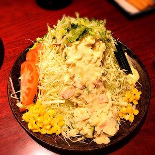 ポテトサラダ(鳥小屋 本店 (とりごや))