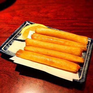 明太チーズ揚げ(鳥小屋 本店 (とりごや))