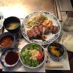 神戸牛ステーキランチ (ステーキランド神戸館 )