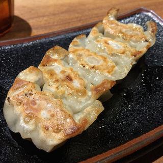 博多ひとくち餃子(ハーフ)(博多 一風堂 上野広小路店 (いっぷうどう))