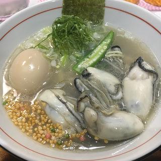 日より藻塩(らぁー麺 日より)