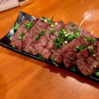 牛ハラミのあぶり(美味ぇ津゛ (うめづ))