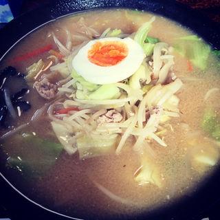 味噌タンメン(みよし )