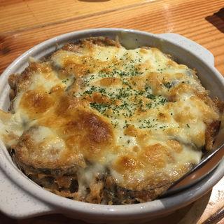 茄子とチーズのオーブン焼き(心粋 )