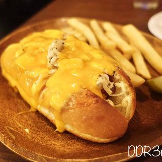 チーズドッグ(Jack37Burger (ジャックサンナナバーガー))