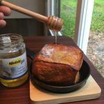 フレンチトースト(パンとエスプレッソと UTSUBO FACTORY)
