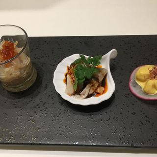 前菜盛り合わせ(四川飯店 名古屋 )
