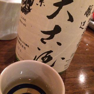 日本酒 神亀純米大古酒(九〇萬 )