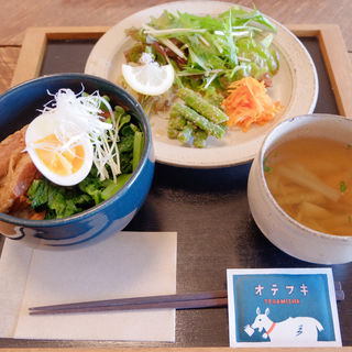 ご飯のプレート(手紙舎 セカンドストーリー (テガミシャ 2nd STORY))