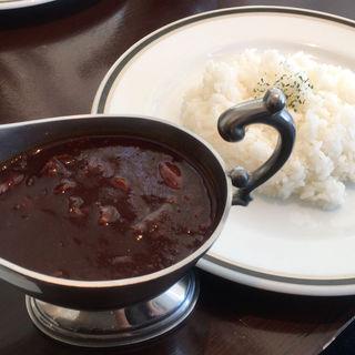 ビーフプレミアム早矢仕ライス(M&C Cafe 丸の内オアゾ (エムシー・カフェ))
