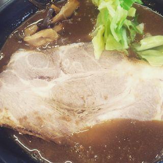 らー麺(鶏白湯スープ)(麺人佐藤 )