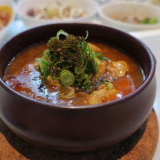 麻婆豆腐(深夜食堂 あそびバー )
