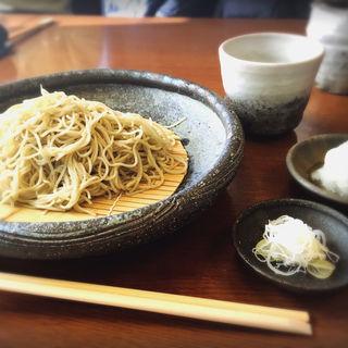 大根おろし 十割蕎麦(しゅばく (酒蕎麦))