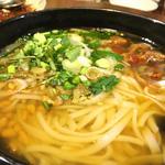 汁米粉麺幅広麺