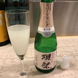 獺祭スパークリング(太門 (タモン))