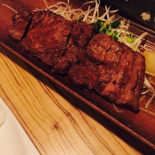牛タンの炙り焼き(楽蔵うたげ 渋谷駅前店 )