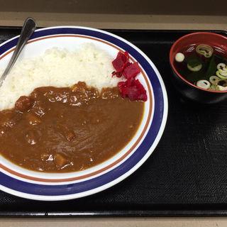 カレーライス(名代 富士そば 御徒町駅前店 )