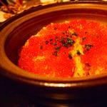 鮭とイクラの釜飯