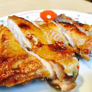 博多一番鶏柚子胡椒焼き(小割烹おはし)